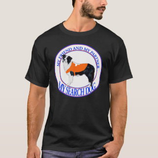 Border-Collie sardog T-Shirt