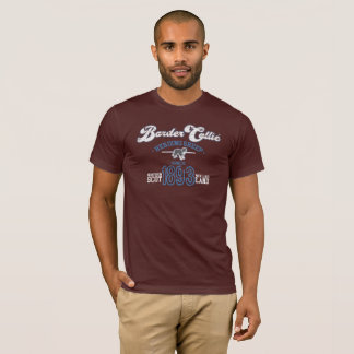 Border-Collie - seit 1893 (M) T-Shirt