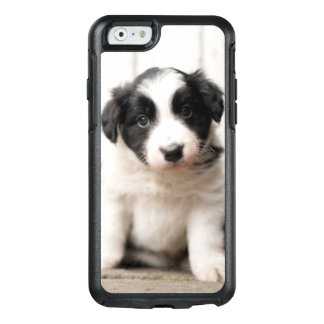 Border-Collie-Welpe OtterBox iPhone 6/6s Hülle