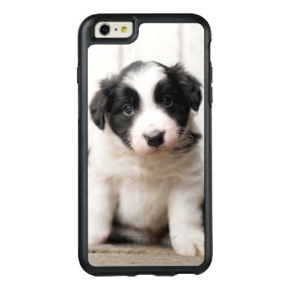 Border-Collie-Welpe OtterBox iPhone 6/6s Plus Hülle