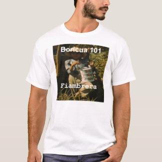 Boricua 101 - Friambrera T - Shirt