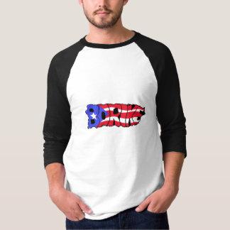 Borike 3/4 Hülse T-Shirt