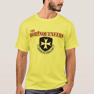 Borinqueneers Wappen-T - Shirt