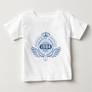 born in 1984 baby t-shirt