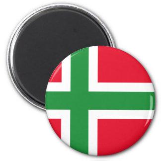 Bornholms und, Dänemark Magnete