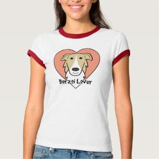 Borzoi-Liebhaber T-Shirt