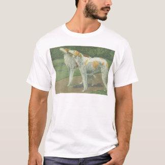 Borzoi (russischer Wolfhound) T-Shirt
