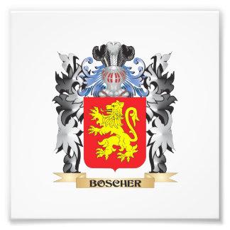 Boscher Wappen - Familienwappen Kunst Photo
