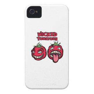 Böse Tomaten iPhone 4 Hülle