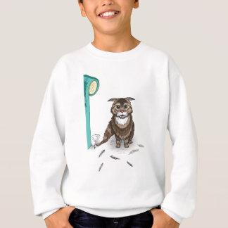 boshafte Katzen-Reihe durch Ben Jones Sweatshirt