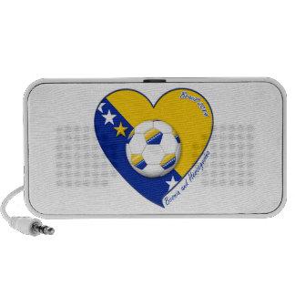 Bosnian Soccer National BOSNISCHES Team Fußball 20 Speaker
