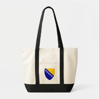 Bosnien-Emblem Tragetasche