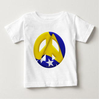Bosnien-Herzegowina Baby T-shirt