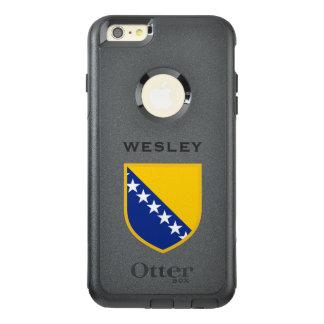 Bosnien-Herzegowinaflagge OtterBox iPhone 6/6s Plus Hülle