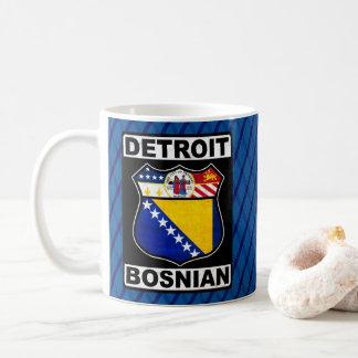 Bosnische amerikanische Tasse Detroits