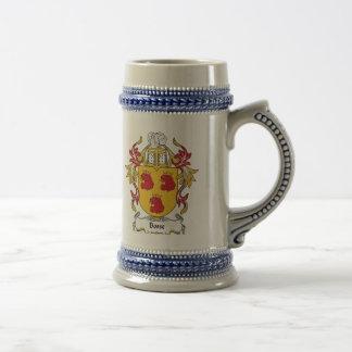 Bosse Familienwappen Kaffee Haferl