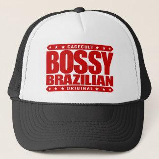 BOSSY BRASILIANER - ich bin ein BJJ - Jiu-Jitsu Truckerkappe