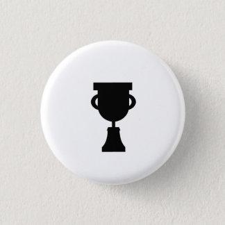 Bostlanta Trophäe-Button Runder Button 3,2 Cm