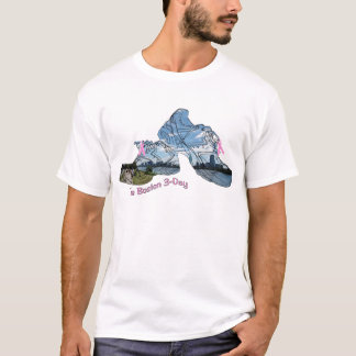 boston.3day.logo.t.shirt T-Shirt