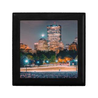 Boston-Common Erinnerungskiste