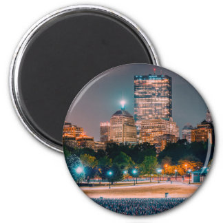 Boston-Common Runder Magnet 5,1 Cm