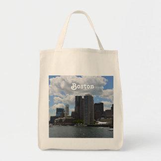 Boston-Hafen Einkaufstasche
