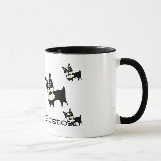 Boston-HundeTasse Tasse