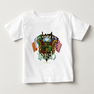 Boston-Iren-Stolz Baby T-shirt