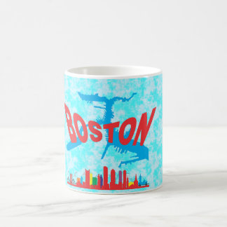 Boston Kaffeetasse