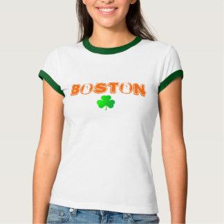 Boston-KLEEBLATT-FRAUEN ' S T-Shirt