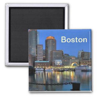 Boston-Magnet Quadratischer Magnet