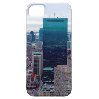 Boston-Stadt-Skyline Etui Fürs iPhone 5