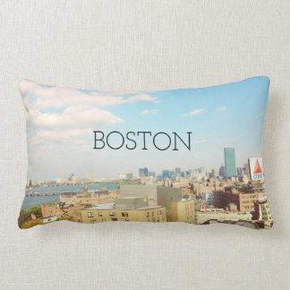 Boston-Stadt-Skyline-Kissen Lendenkissen