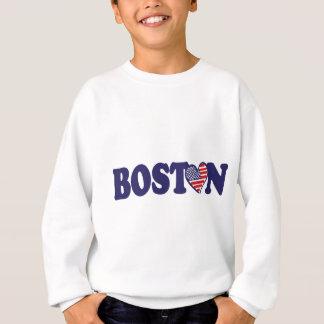 Boston-Stolz in Amerika Sweatshirt