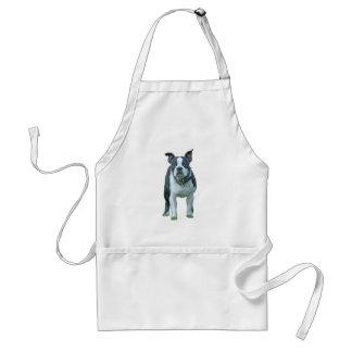 Boston-Terrier 1b Schürze