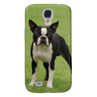 Boston-Terrier Galaxy S4 Hülle
