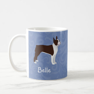 Boston-Terrier-Hundekundengerechte Tasse
