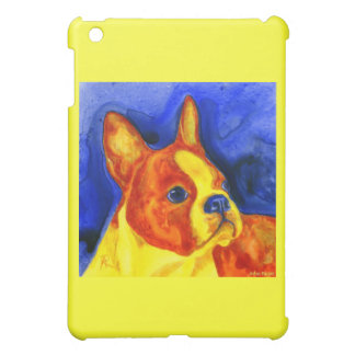 "Boston Terrier iPad Fall - ""goldener Junge "" iPad Mini Hülle"