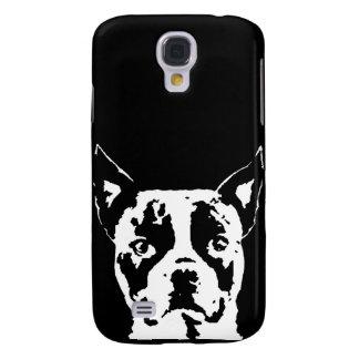 Boston Terrier iPhone 3 Fall Galaxy S4 Hülle