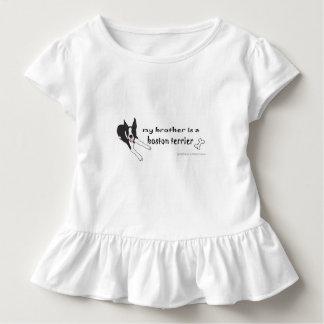 Boston-Terrier Kleinkind T-shirt