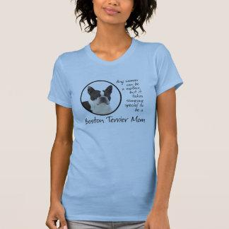 Boston-Terrier-Mamma-Shirt T-Shirt