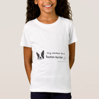 Boston Terrier-mehr Hundezucht T-Shirt