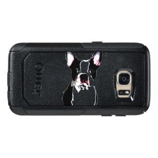 Boston Terrier OtterBox Samsung Galaxy S7 Hülle