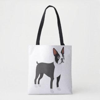 Boston-Terrier-Taschen-Tasche Tasche