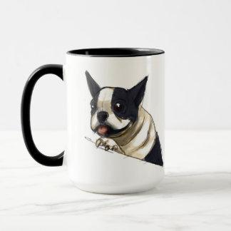 Boston-Terrier-Tasse Tasse