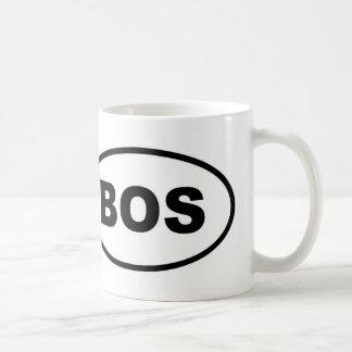 BostonBOS Kaffeetasse