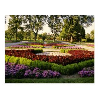 Botanische Gärten, die Jahrbücher, Montreal, C Postkarte