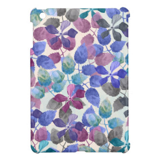 botanischer Garten II des Aquarells iPad Mini Hüllen