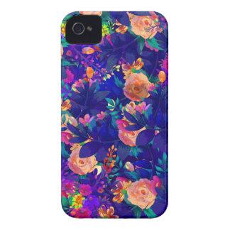 botanischer Garten V des Aquarells iPhone 4 Cover