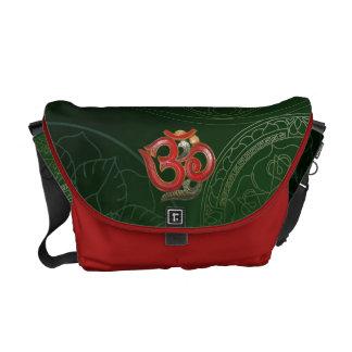 Bote-Kuriertasche OMs rote grüne Kurier Tasche